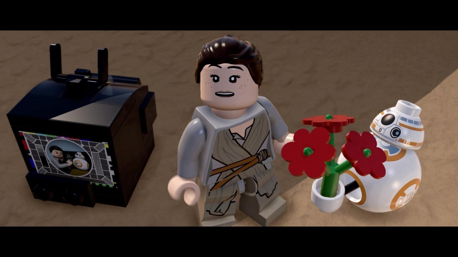 Lego Star Wars Force Awakens BB-8