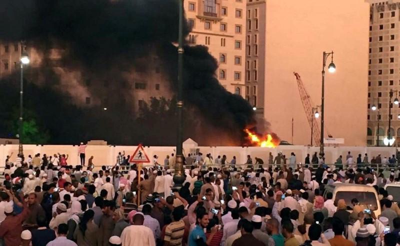 Suicide bomb Medina