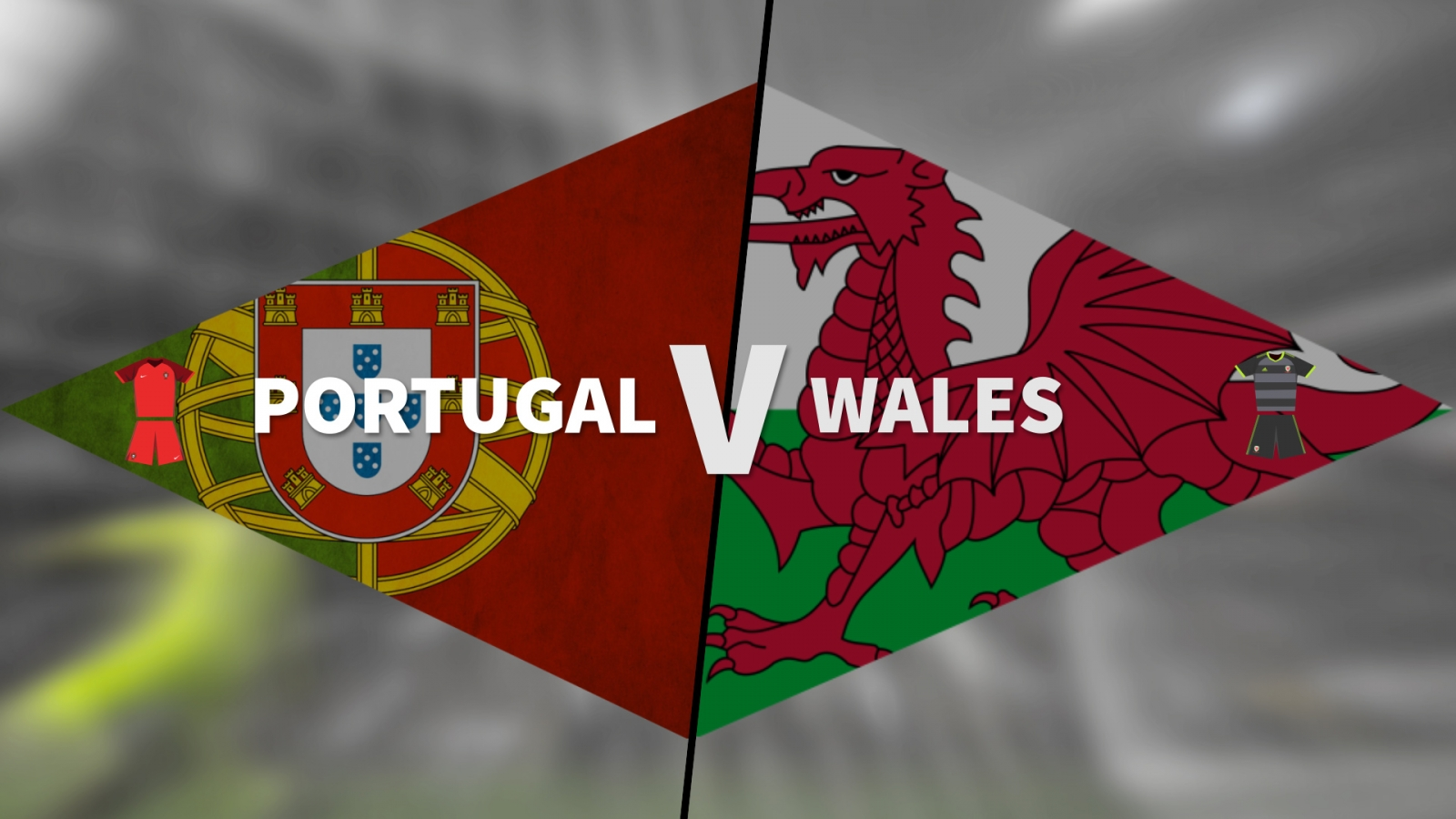 Portugal-Wales
