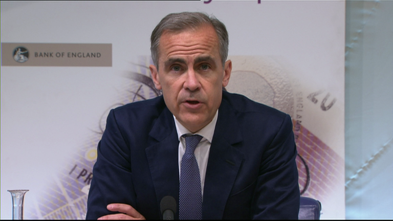 Bank of England claims to have 'clear plan' to respond to Brexit