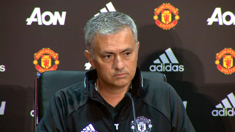 Jose Mourinho first press conference as Manchester United manager