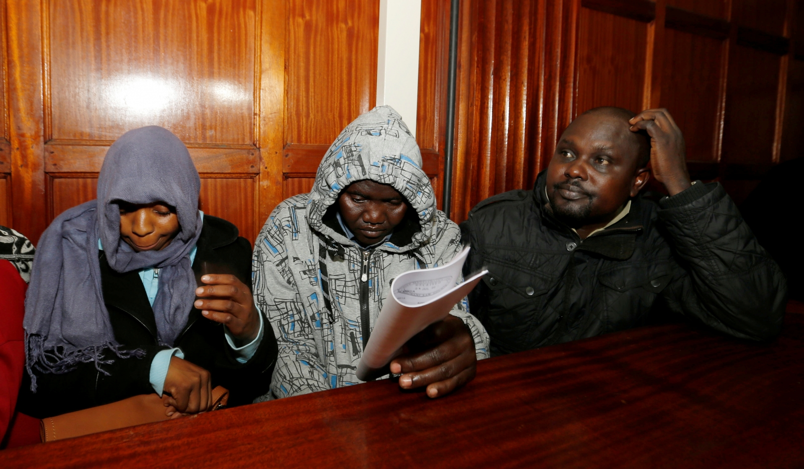 Officers suspected of killing Willie Kimani