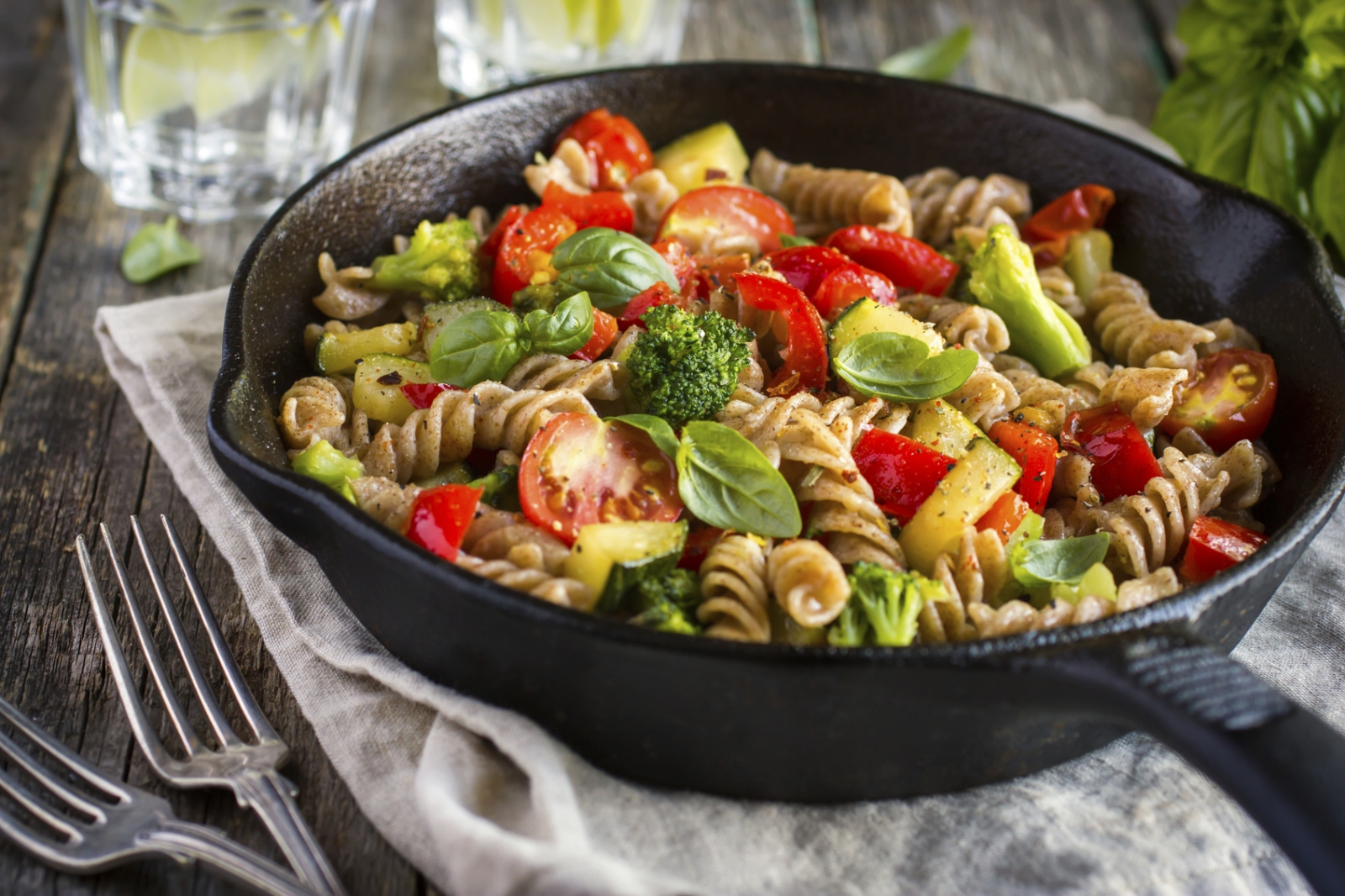 pasta helps you lose weight
