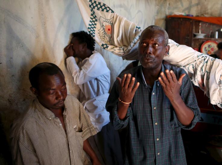 Killings in Burundi