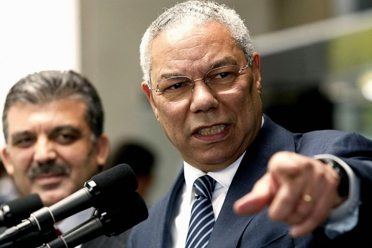 Chilcot: Colin Powell