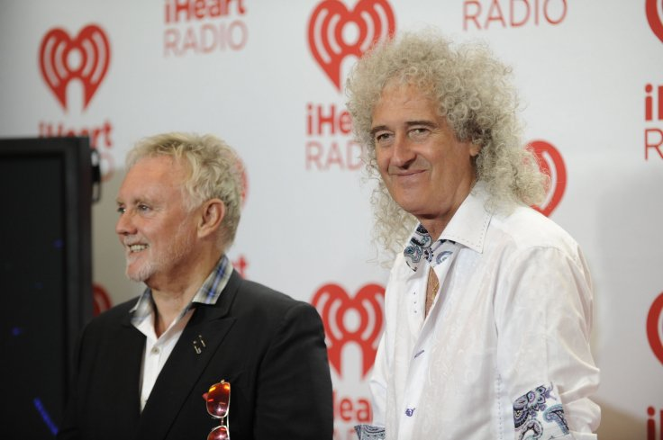 Queen Brian May and Roger Taylor