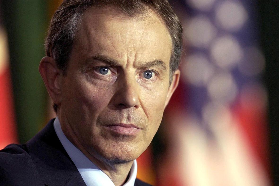 Chilcot: Tony Blair