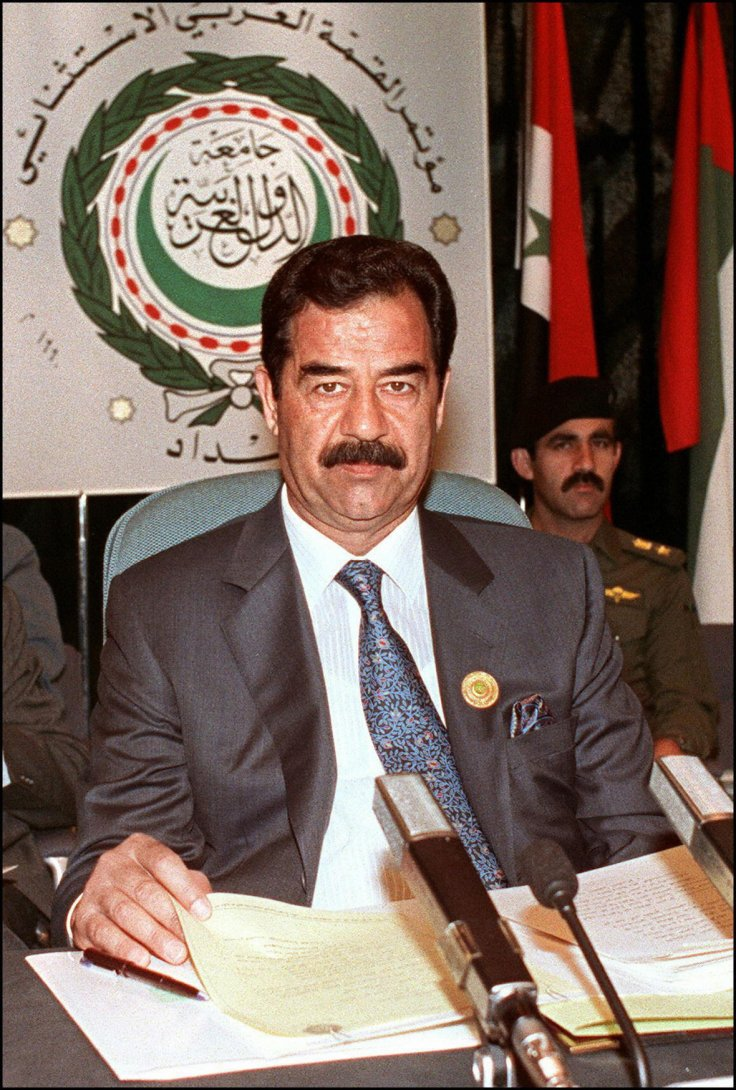 Chilcot: Saddam Hussein