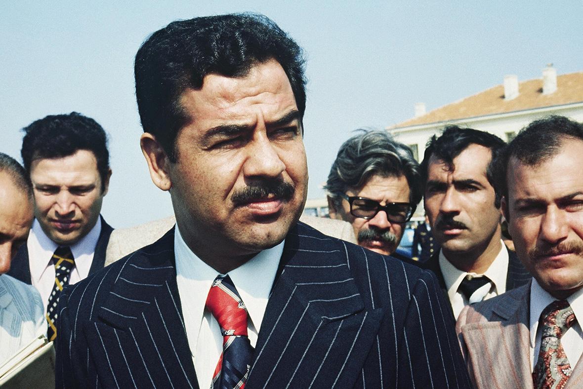 Chilcot: Saddam Hussein