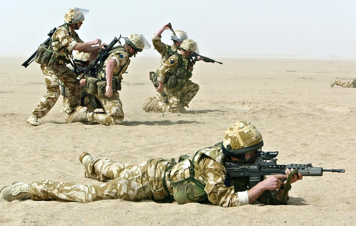 Chilcot: Iraq War