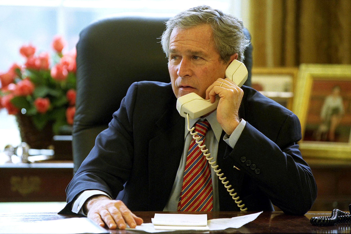 Chilcot: George Bush