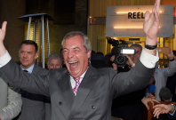 Nigel Farage: A look back on his time as Ukip leader