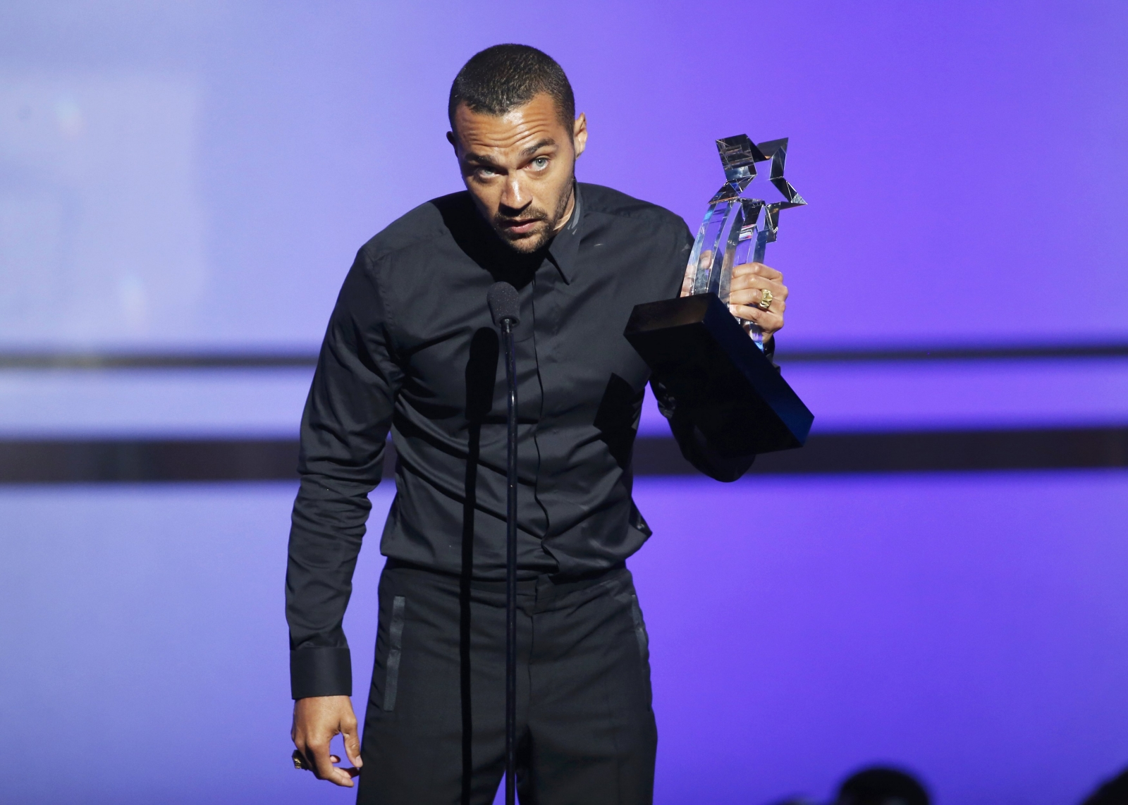 Jesse Williams: Grey\'s Anatomy fans want Jackson Avery actor fired ...