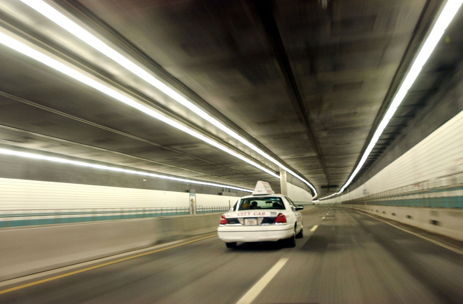 Boston taxi