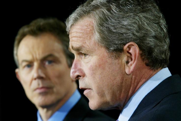 Chilcot: Blair Bush