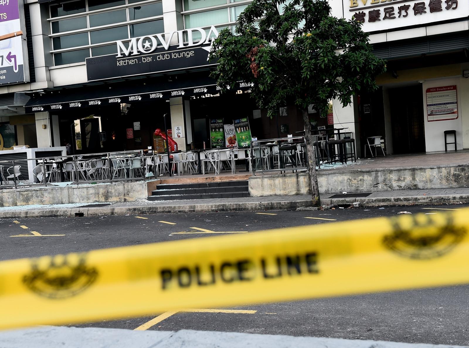 Malaysia attack