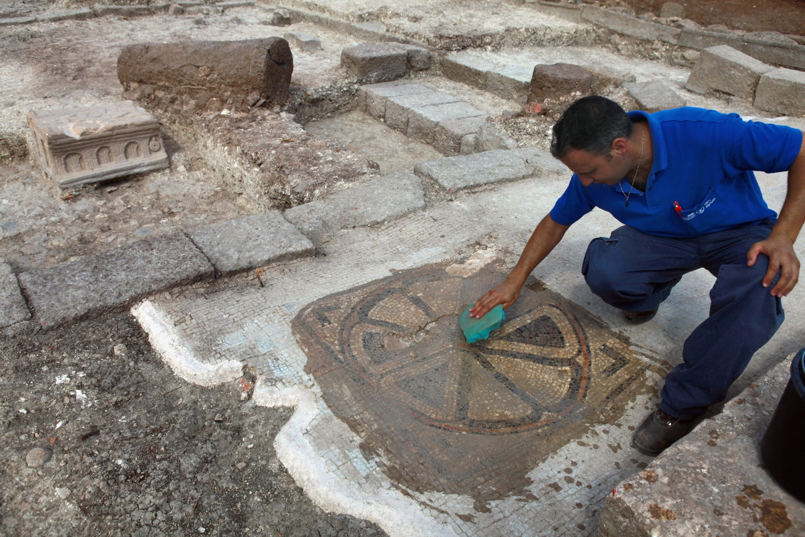 """jewish singles in magness Encyclopedia of jewish and israeli history (one is at another site just a couple of miles from huqoq),"""" said jodi magness, one of the excavation leaders."""