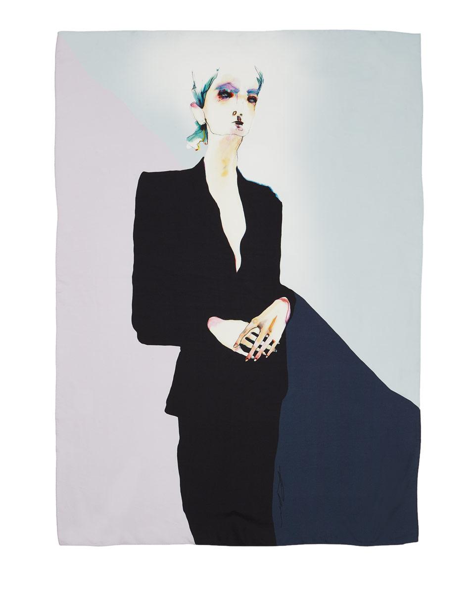Georgia O'Keefe and fashion