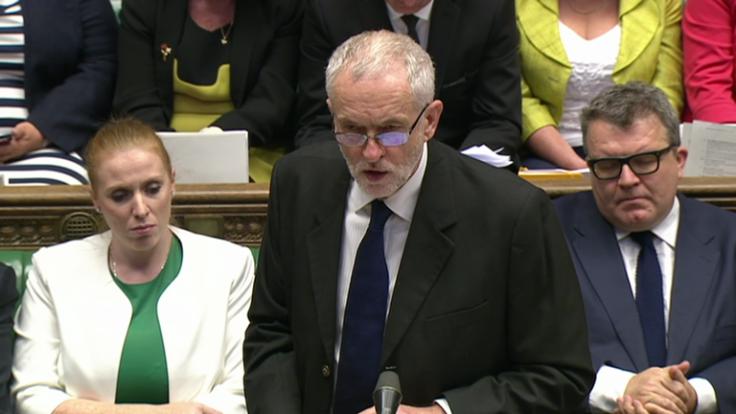 Chilcot report: Corbyn reaction