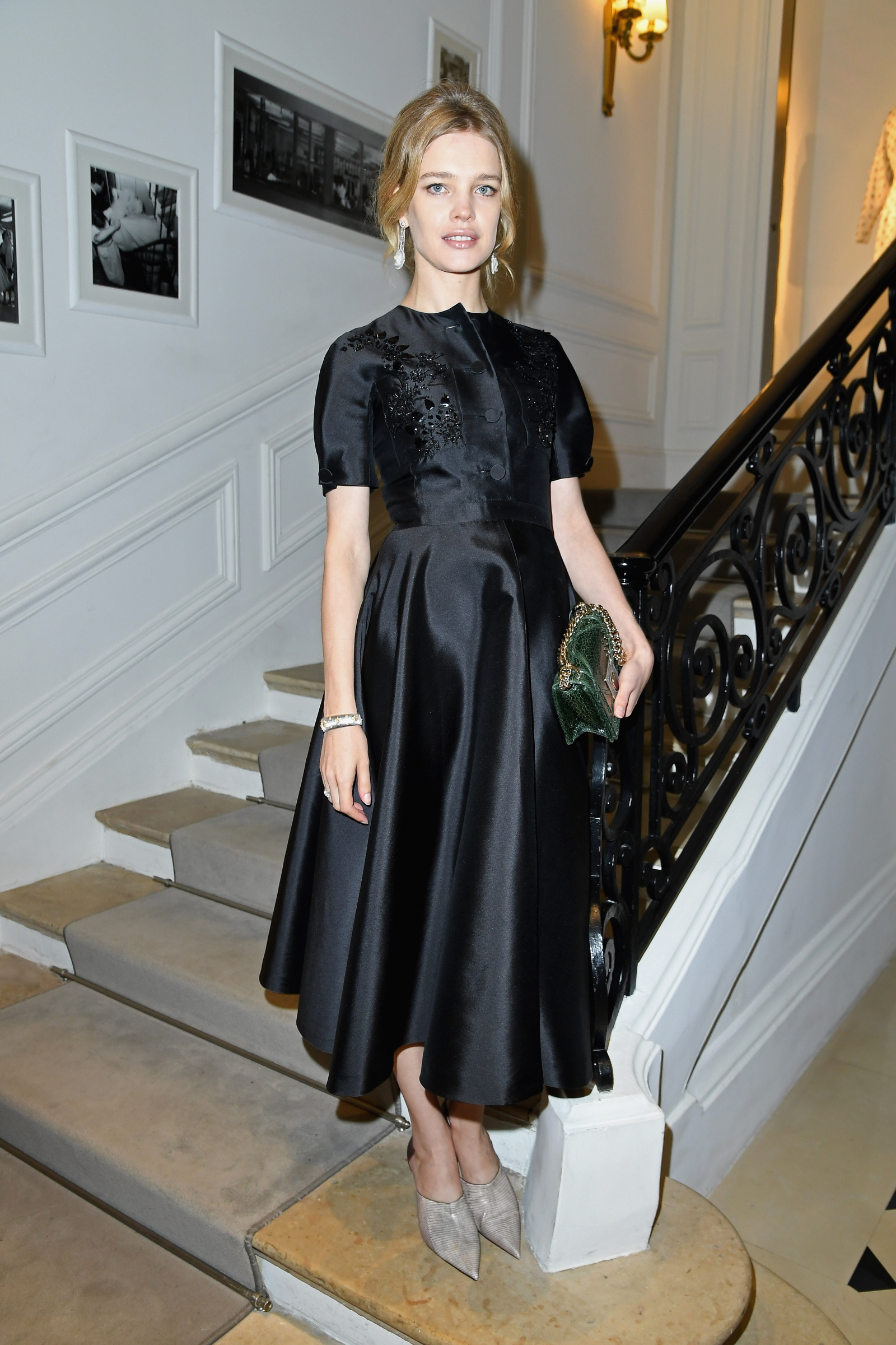 haute couture week celebrities