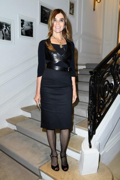 haute couture week celebrities