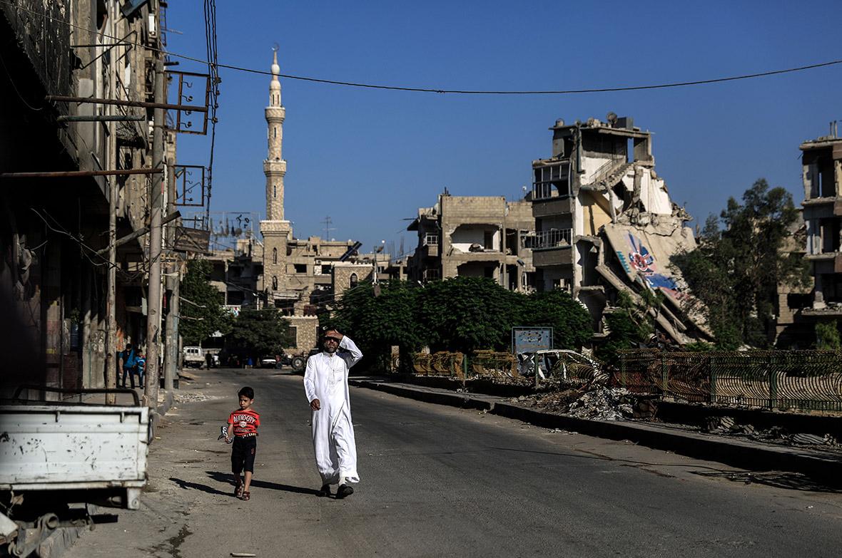 Eid al-Fitr Syria