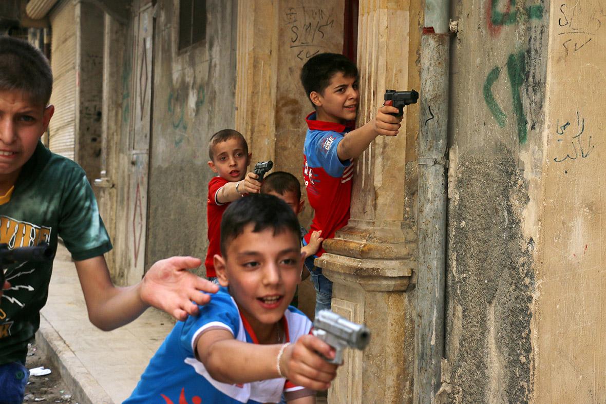 Syria celebrates Eid al-Fitr with three-day ceasefire to ...