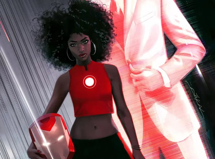 Marvel character Riri Williams