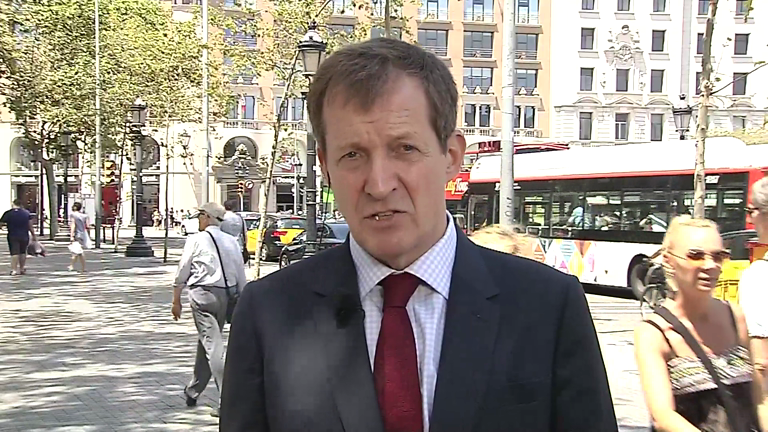 Chilcot report: Alistair Campbell statement