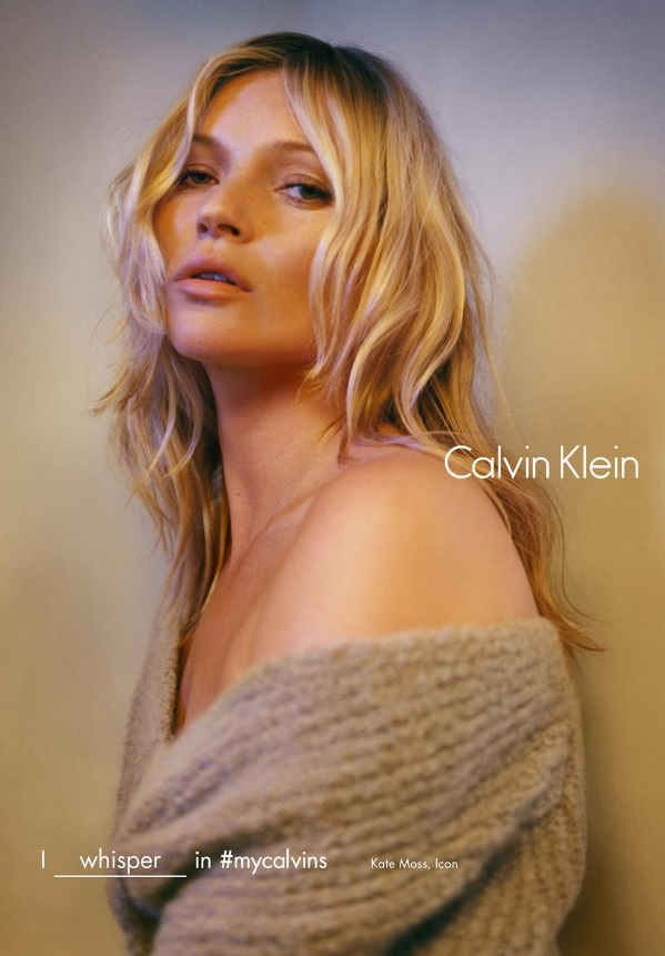 Kate Moss returns to Calvin Klein with Bella Hadid and more