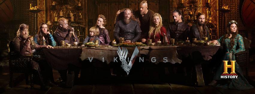 Vikings Season 4: Alex Hogh Andersen Shares On-set Image