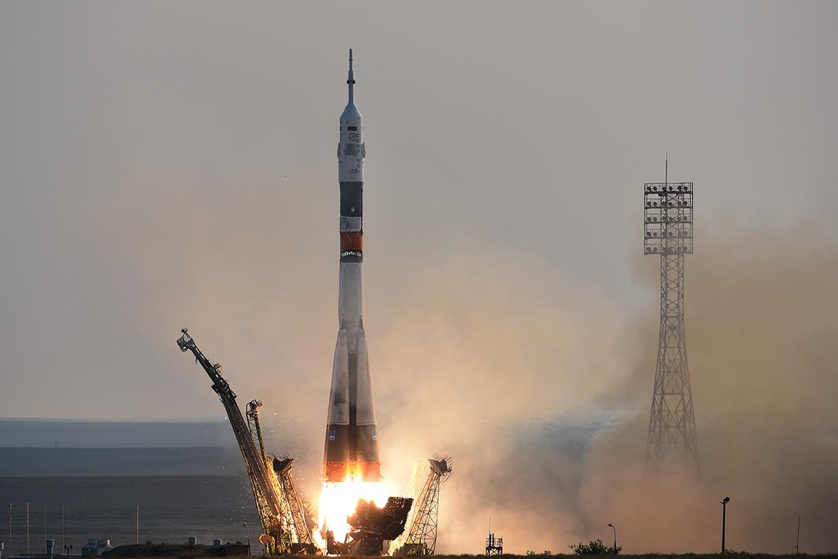 Soyuz MS-01