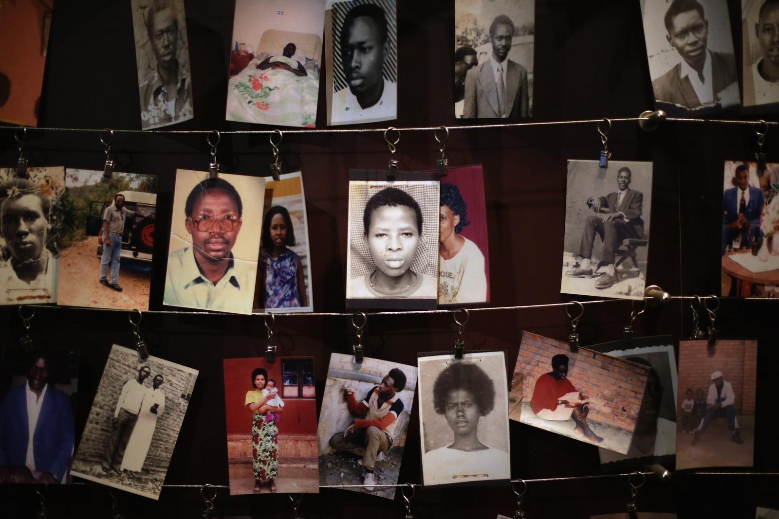 Rwanda genocide victims