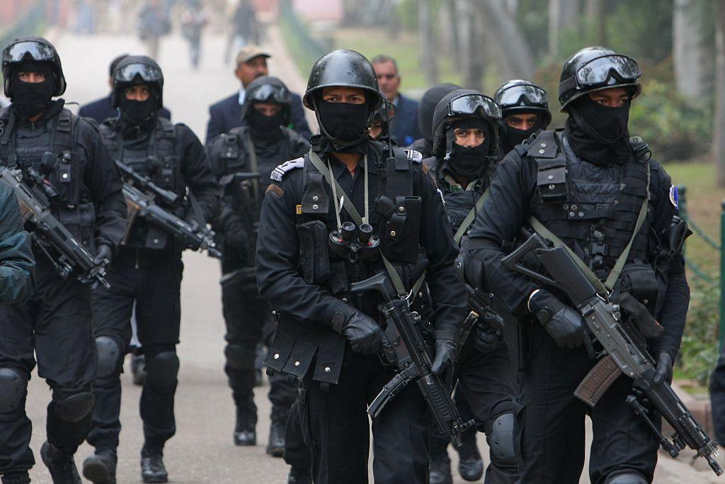 India NSG commandos