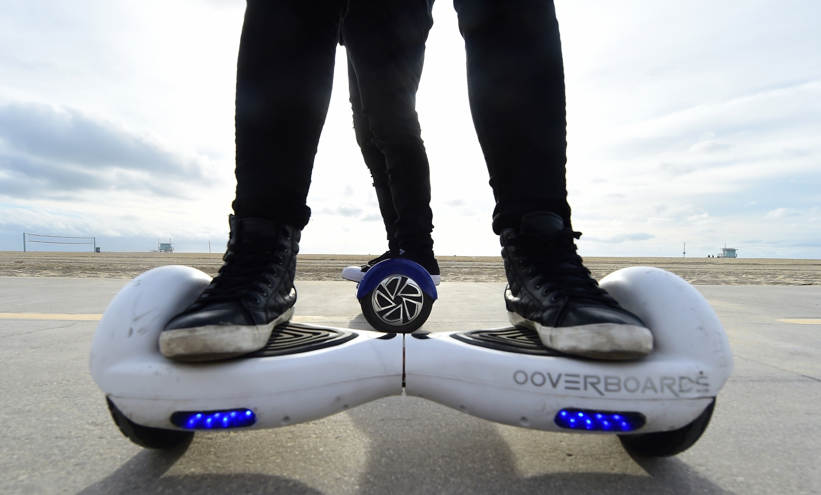 USCPSC recalled 501,000 hoverboards
