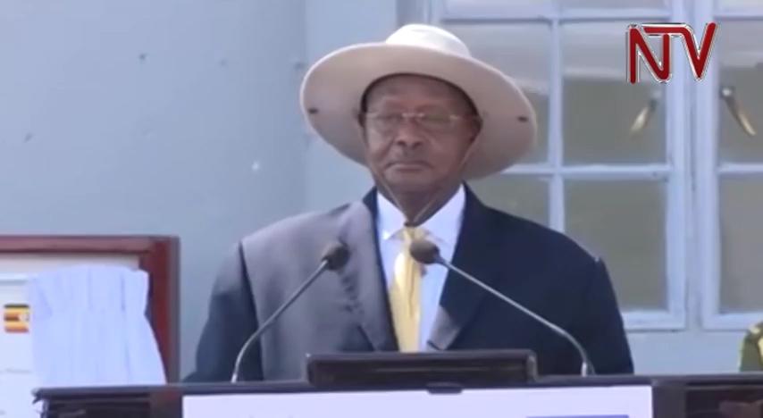 Ugandan President refers to Israel as Palestine
