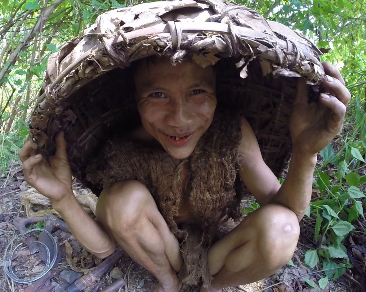 vietnam jungle boy docastaway