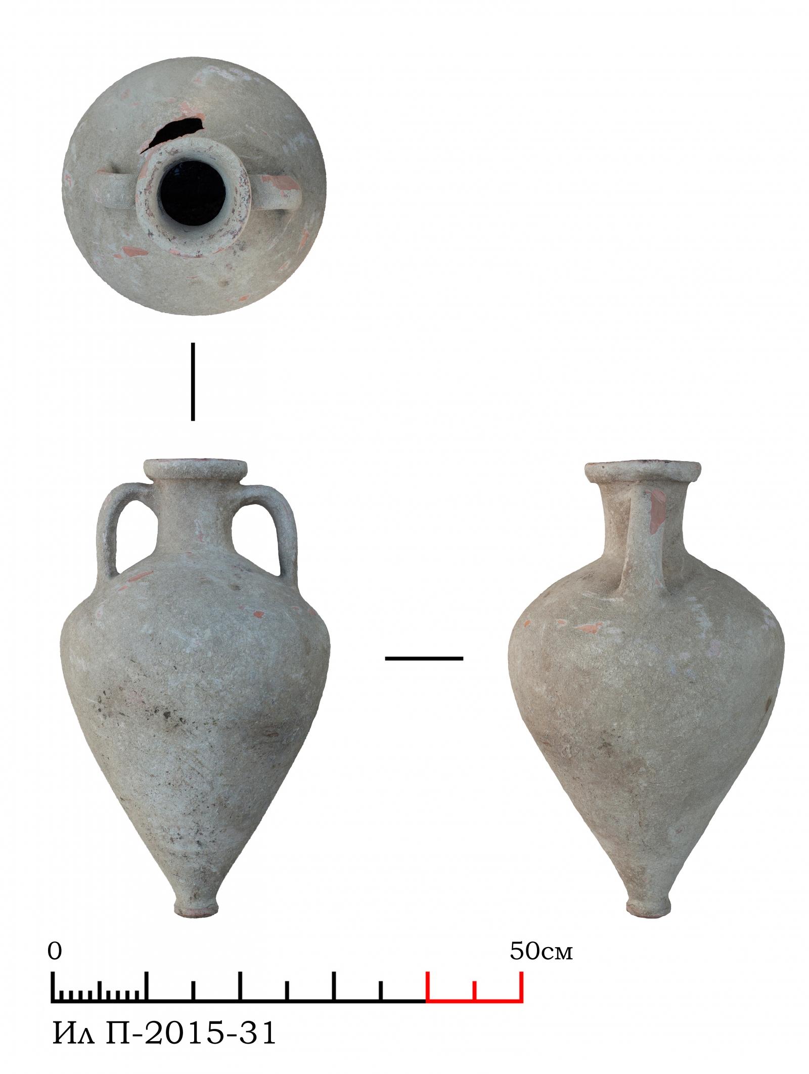 amphora bitumen