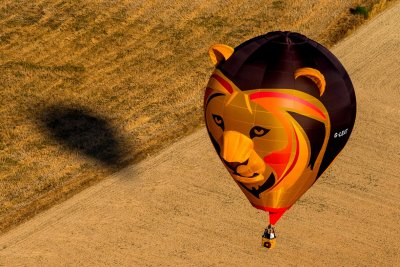 European Balloon Festival 2016 Igualada