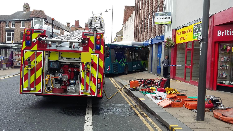 darlington bus crash