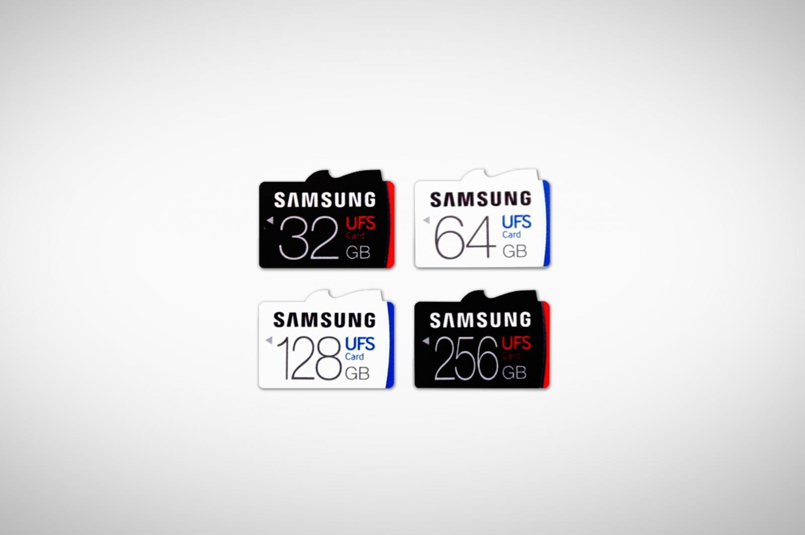 Samsung USF cards
