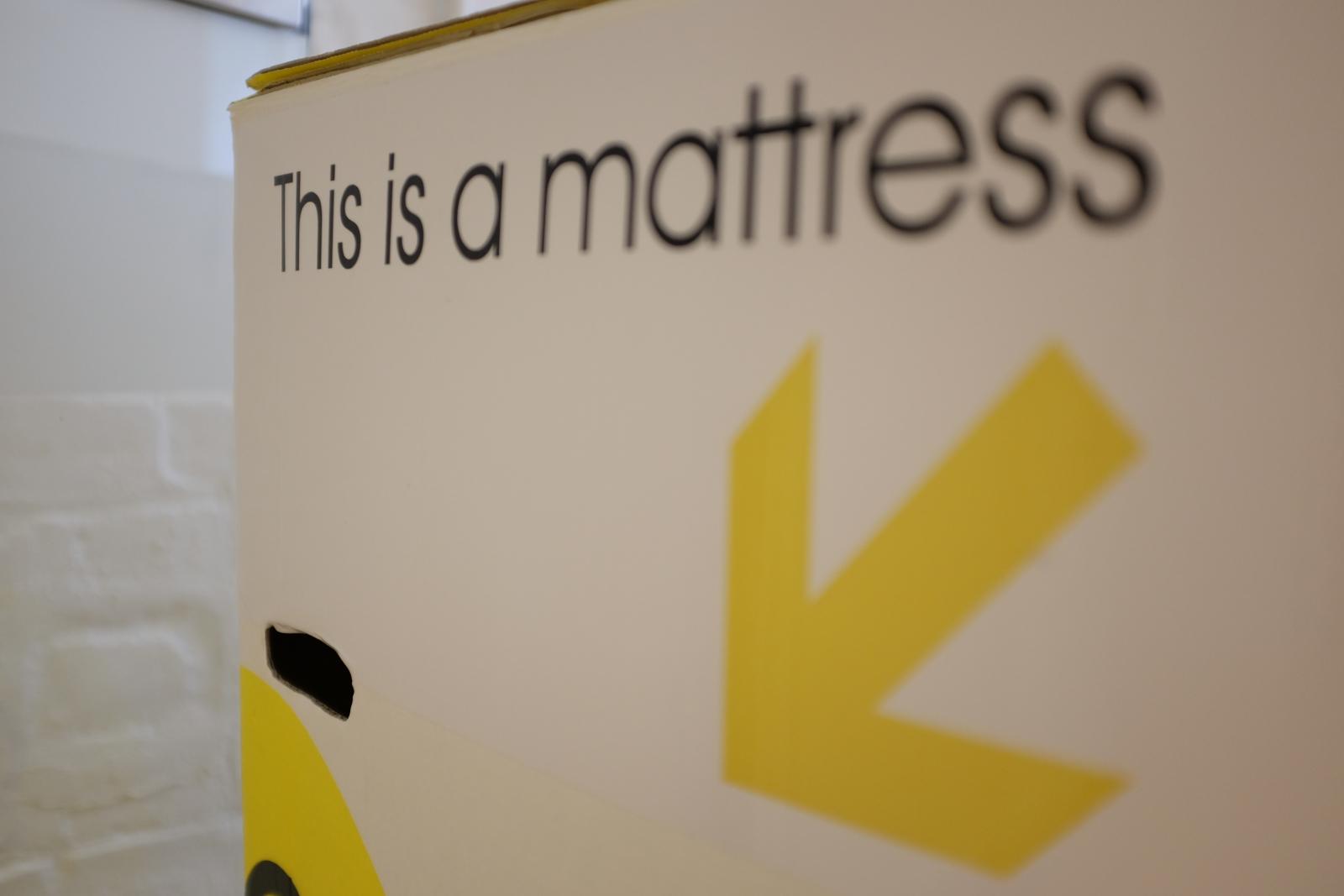 Eve Sleep mattress start up