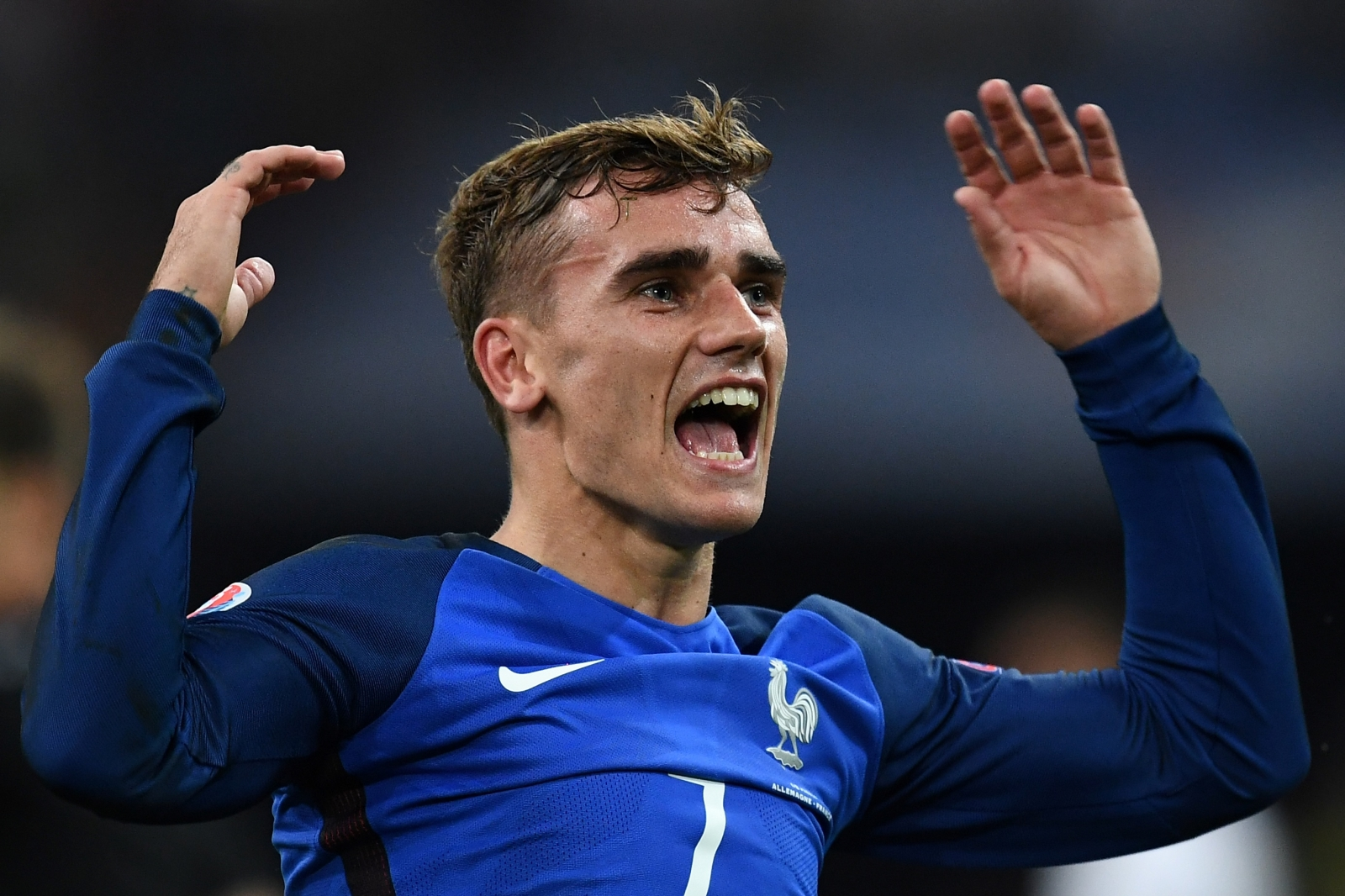 Atletico madrid forward antoine griezmann 39 s spurned - Antoine griezmann ...
