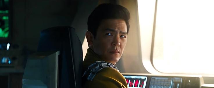 John Cho in Star Trek Beyond