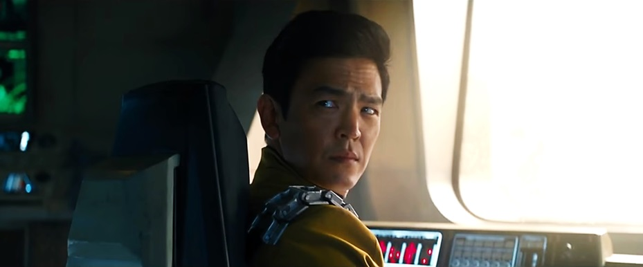 John Cho in Star Trek Beyond