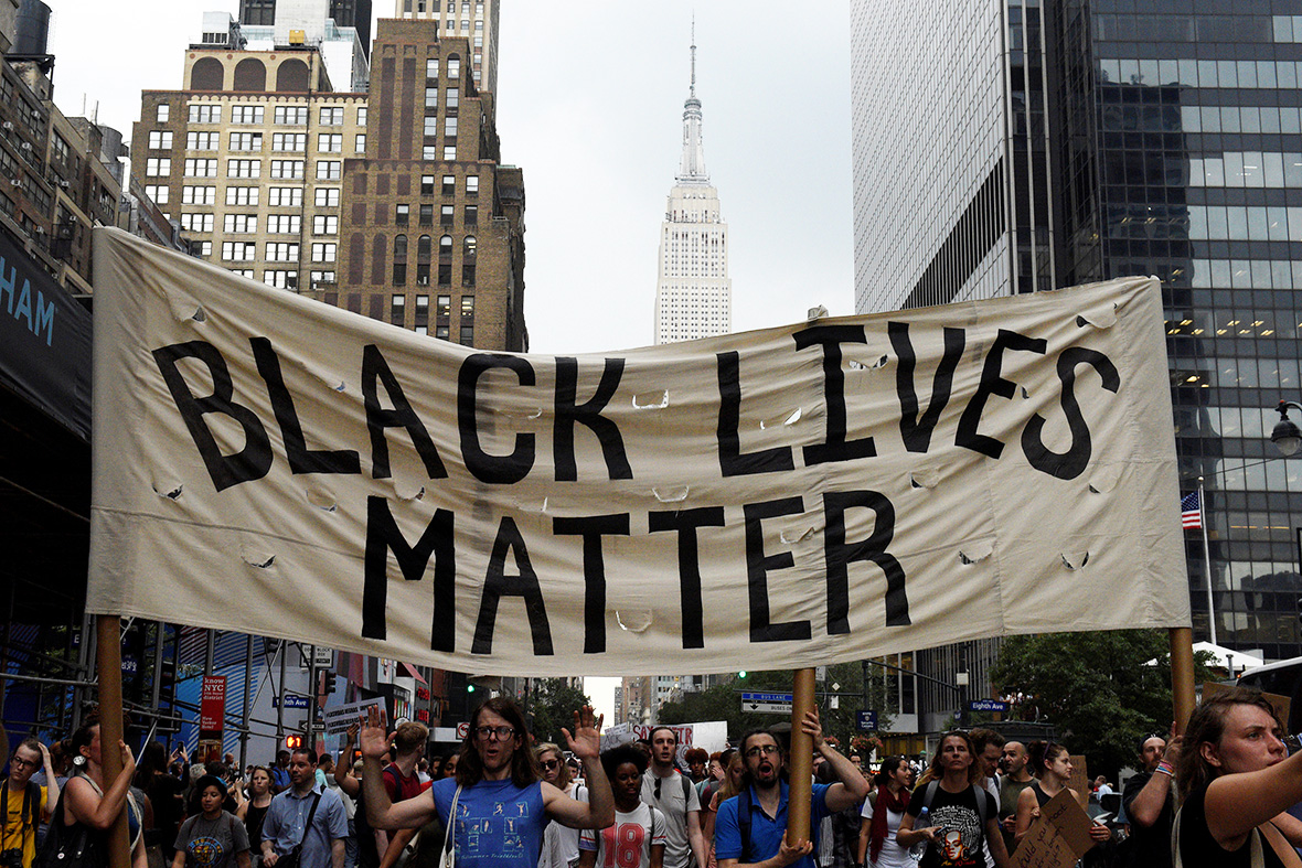 Black Lives Matter accuses Dems of 'placating' the movement