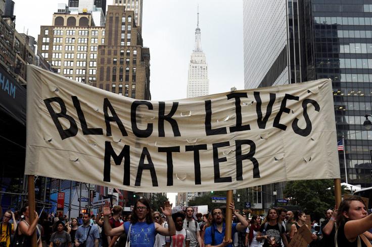US shooting protests