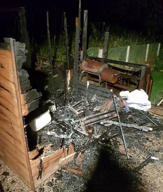 Polish family attack