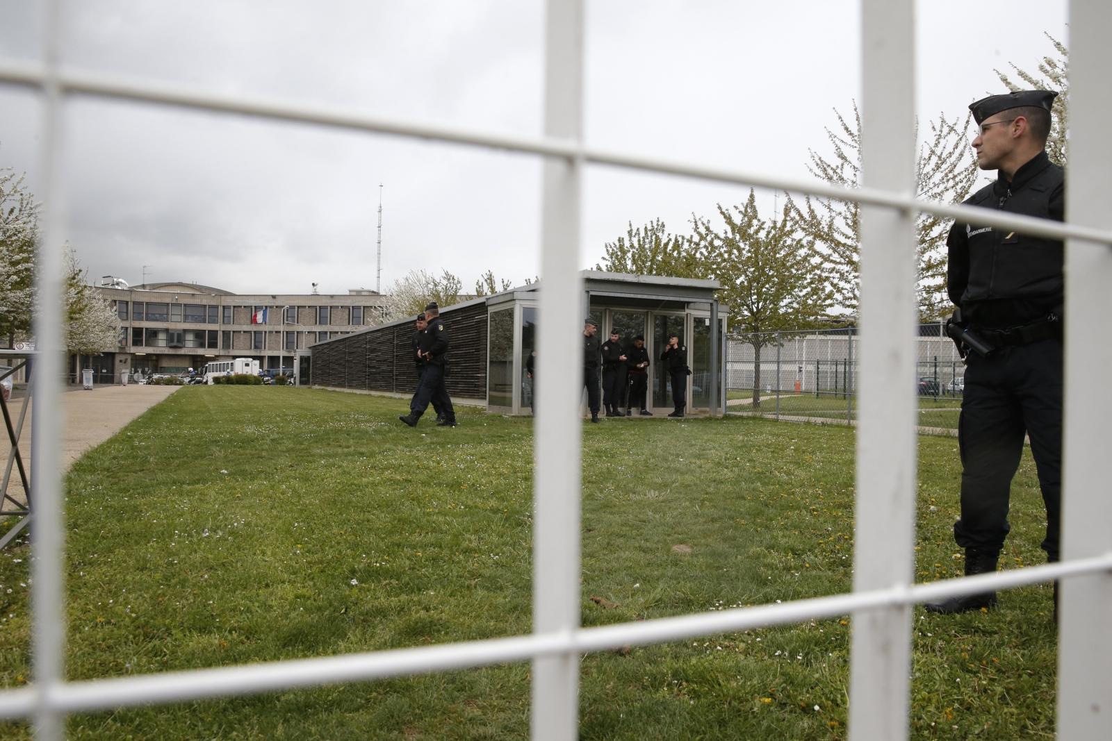 French prison