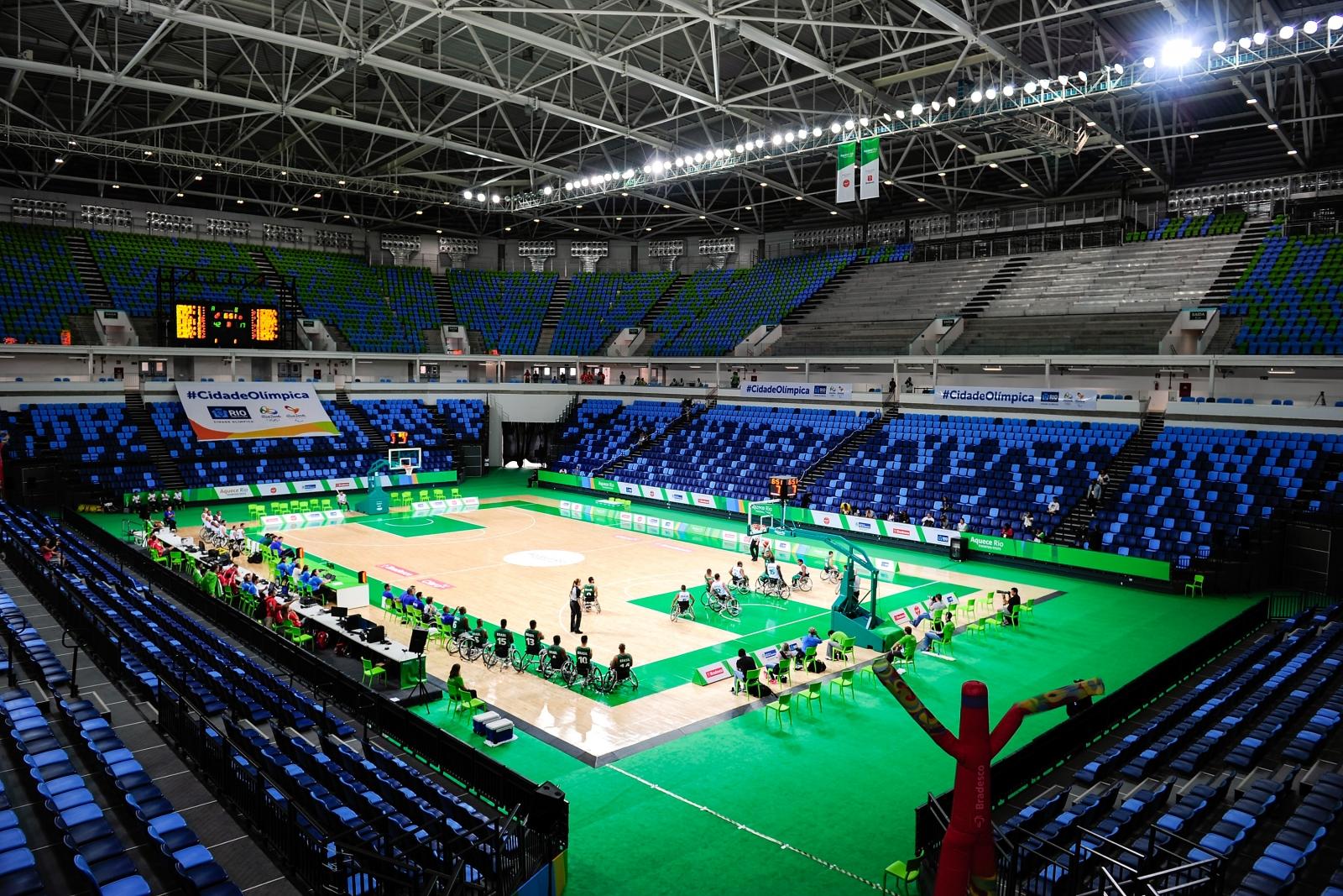 Carioca Arena 1